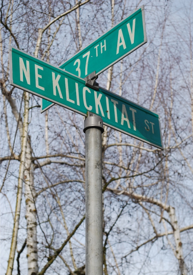 Visit the real and fictional Klicktat Streets on the Walking with Ramona tour!