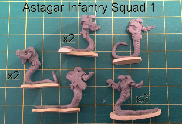 Astagar Squad 1