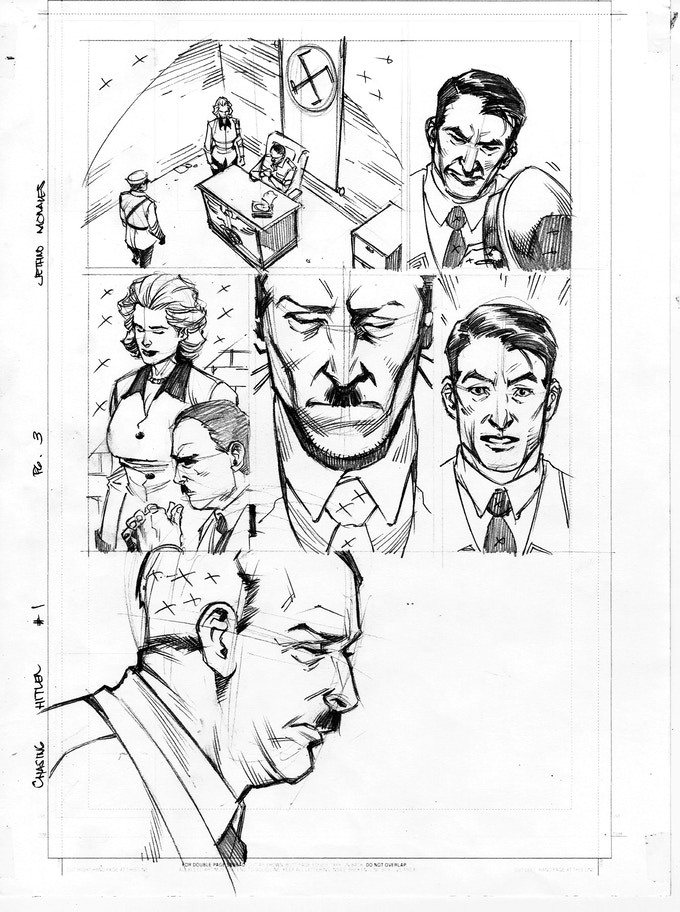 Pencils by Jethro Morales