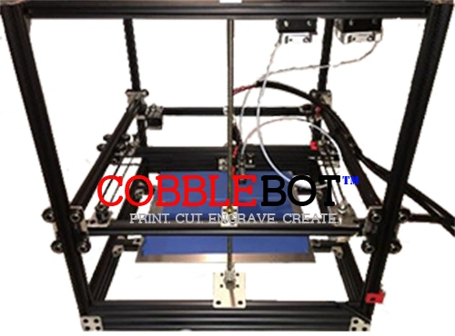 Redefining expectations with the first low cost large build area (15x15x15) consumer 3D printer. Change is here; accept nothing less.