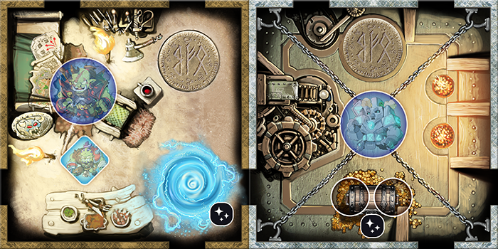 Masmorra: Dungeons of Arcadia by CMON » The Adventurers Set
