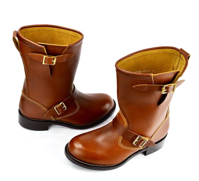 SJC Engineer Boot Acorn