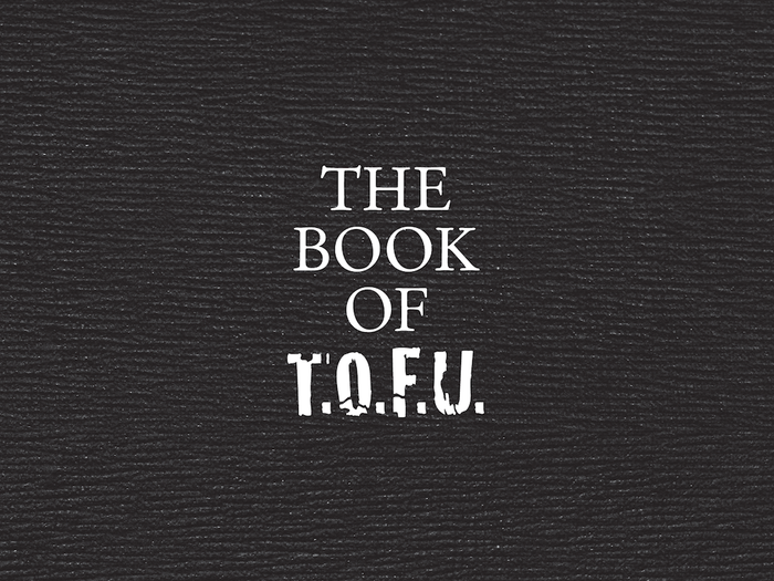An anthology from the vegan magazine T.O.F.U. that focuses on such things as sexism, fat shaming, feminism, and more.