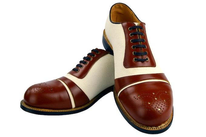 SJC Spectator Shoes Acorn