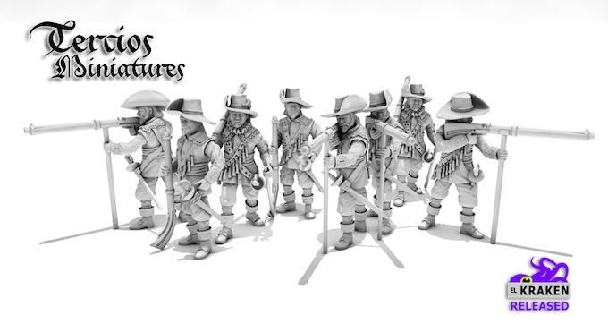 Musketeers Pack