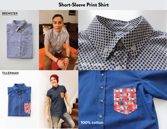 039e82cee872f The Perfect Menswear-Inspired Button-Up Shirt by Kirrin Finch ...