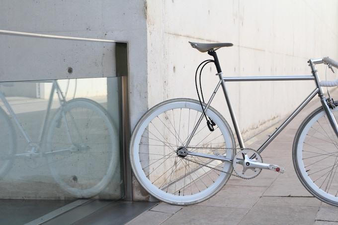 Interlock - on a bike