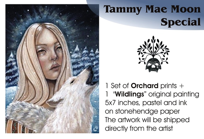 """Tammy Mae Moon Special"", €110 plus postage, already claimed"
