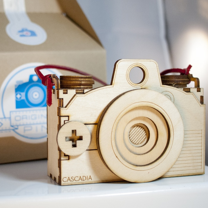 Simple, beautiful photography in a custom package. Create your own 35mm camera kit, using timeless pinhole technology.