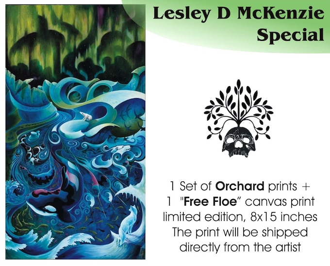 Lesley D McKenzie Special, €55 plus postage, only ONE left