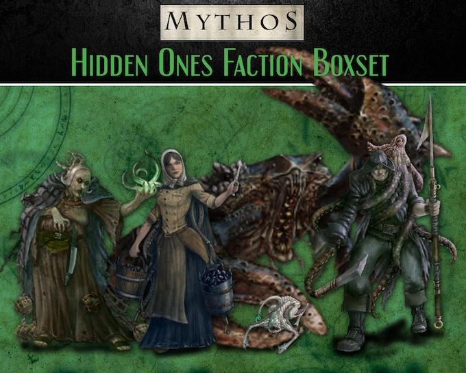 Hidden Ones Faction