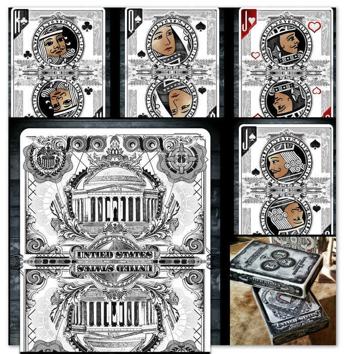 Completely Redesigned 2nd Limited Edition Deck