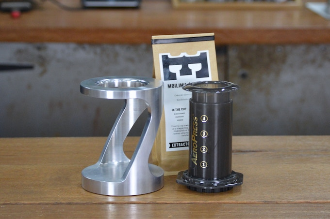 The Delux Gift Set is the ideal introduction into Speciality Coffee
