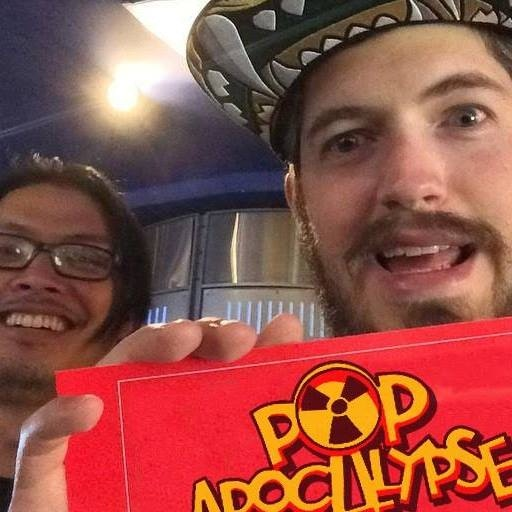 Popapocalypse Issue 1 By Matt Harding Kickstarter: Popapocalypse #2 By Matt Harding —Kickstarter