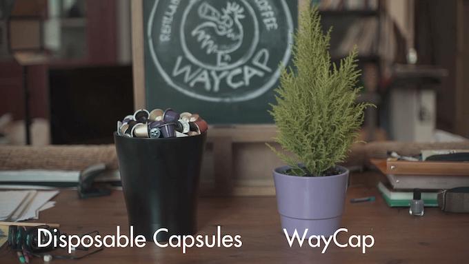 WayCap is Ecological