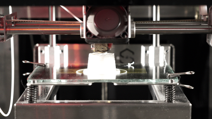 3D Printing Prototyped
