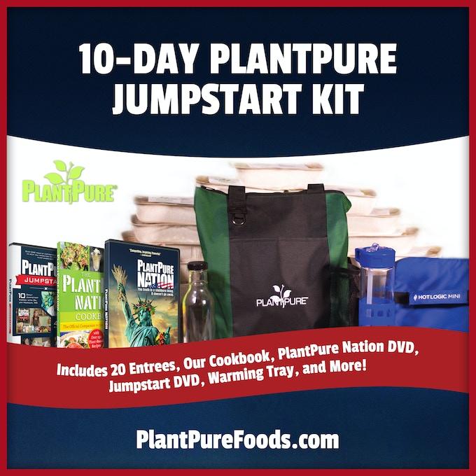 PlantPure 10-Day Jumpstart Kit