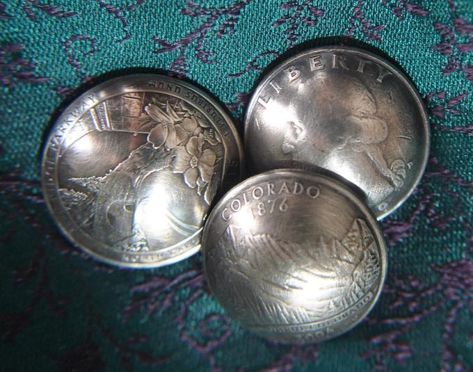 Gratitude Coins