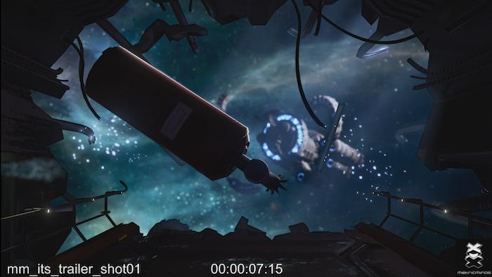 Still from Launch Trailer