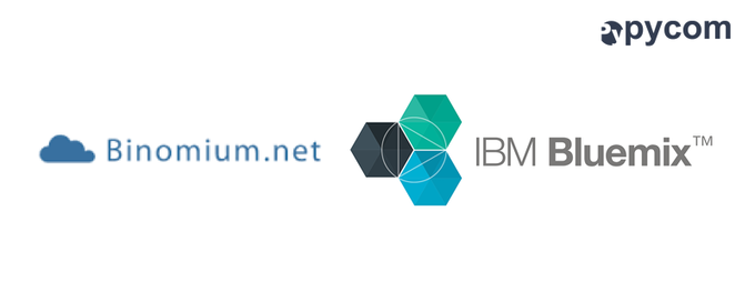 FREE Access to IBM Binomium and Bluemix for LoPy Backers. See Project Update #9.