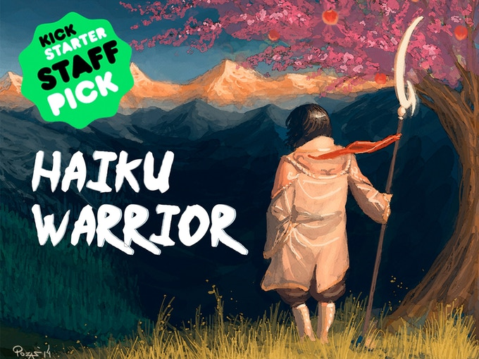 There is also a tier where you can get a copy of the newly released Haiku Warrior