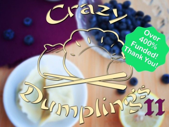 Following up on the success of the first Crazy Dumplings cookbook, Crazy Dumplings II gets even crazier!