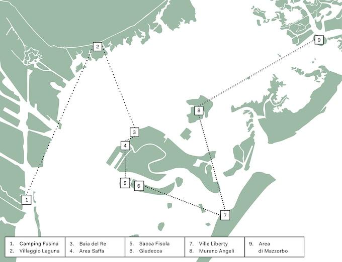 LACUNA/AE MAP