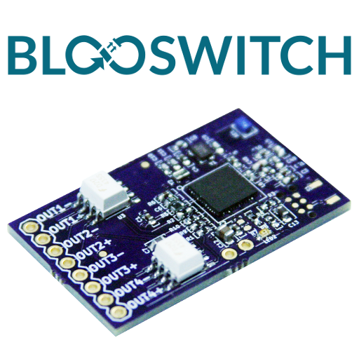 Control almost anything with your smartphone! The BlooSwitchmakes it a snap to upgrade everyday devices for smartphone control.