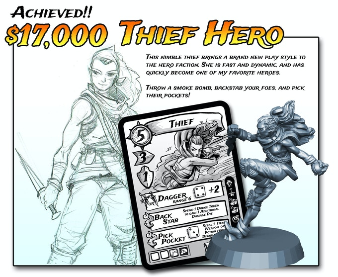 "Rad new hero. Free with ""Bold Adventurer"" Pledge ($89/$99) or more!"