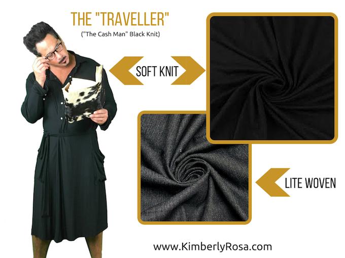 Soft Knit Fabric Option