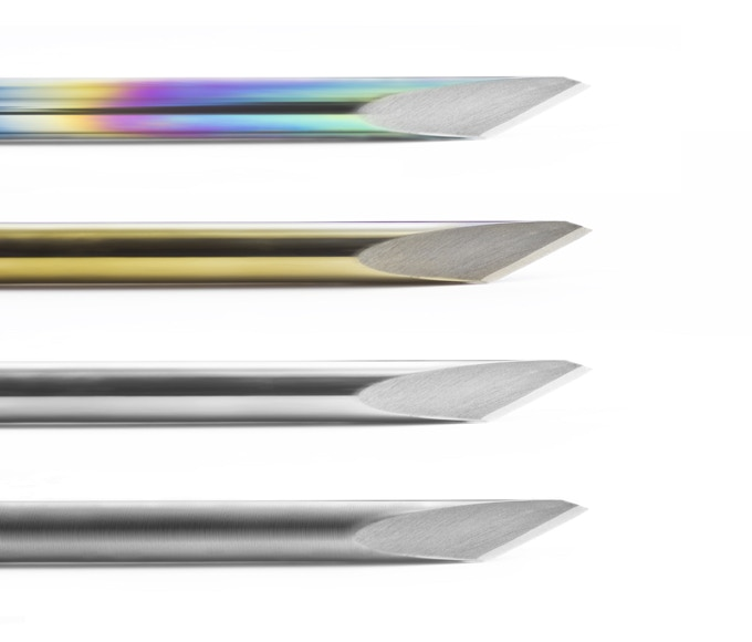 Variations: Rainbow Polished, Gold Colored Polished, Natural Polished, Natural Brushed