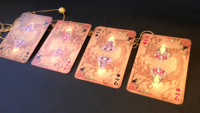 trapped ace monsters of numbered cards