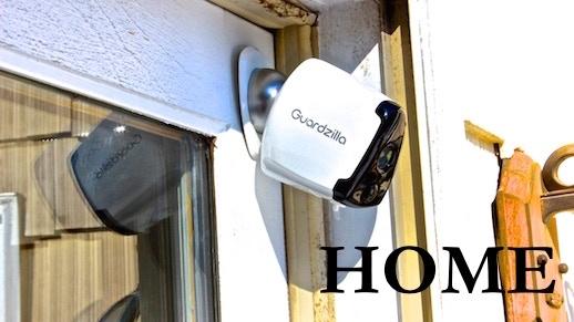 Guardzilla All Weather Wi Fi Security Camera By Guardzilla