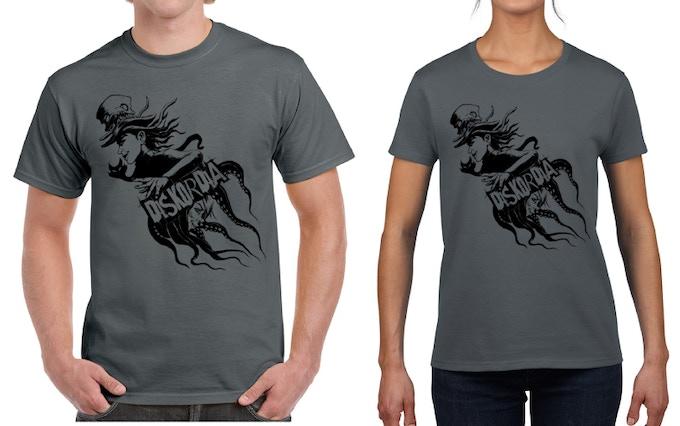 Classic Fit Adult T-Shirt & Classic Fit Ladies' T-Shirt