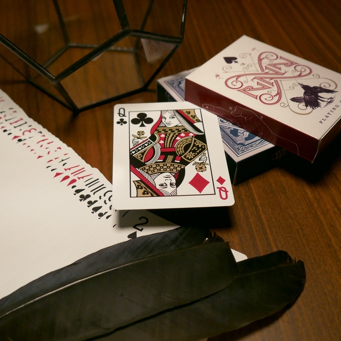 gaff card double queen