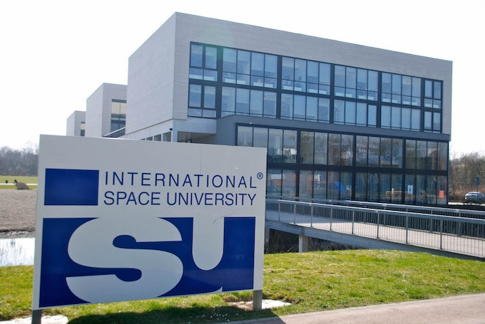 Campus of International Space University in Strasbourg, France