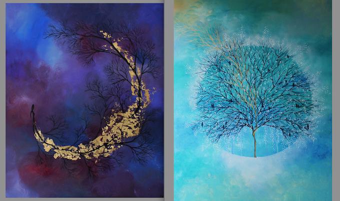 Paintings 1-2