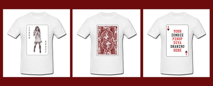 Three T-shirt Options!