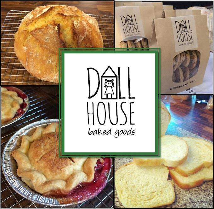 Doll House Baked Goods Online