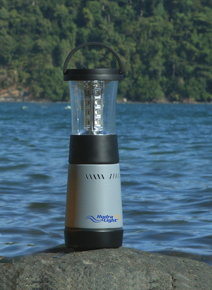 Salt Lamp Leaking Oil : The AL-100 Accessory Light