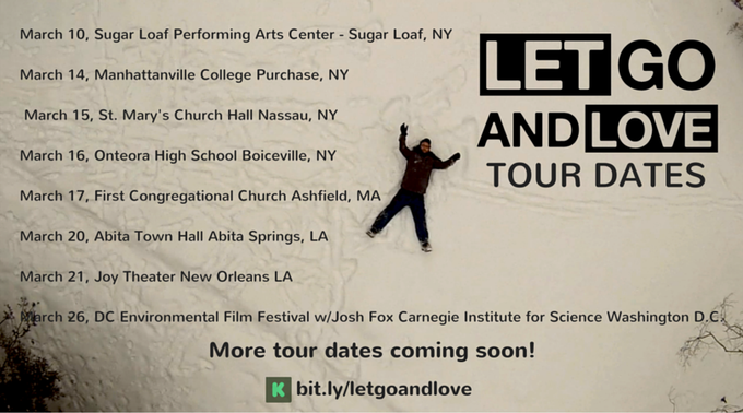 MORE TOUR DATES COMING SOON!