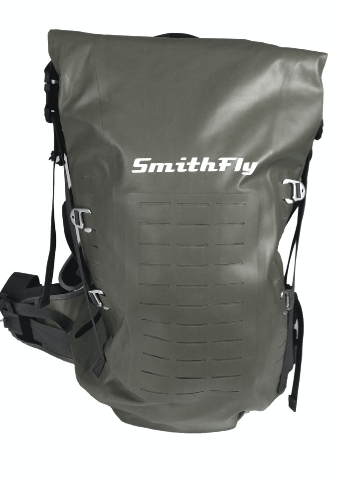 We will offer the pack in a Dark Gray color.