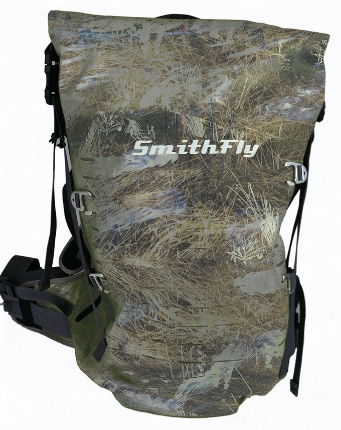 And our new proprietary Tidal Grass Camo pattern for waterfowl hunters.