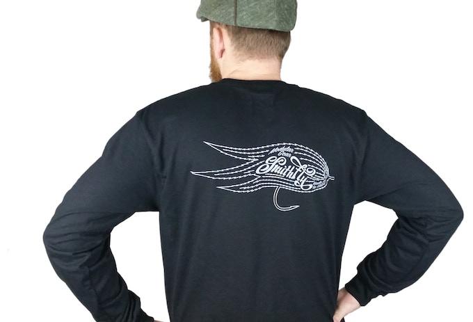 The super bitching long sleeve streamer tee shirt.