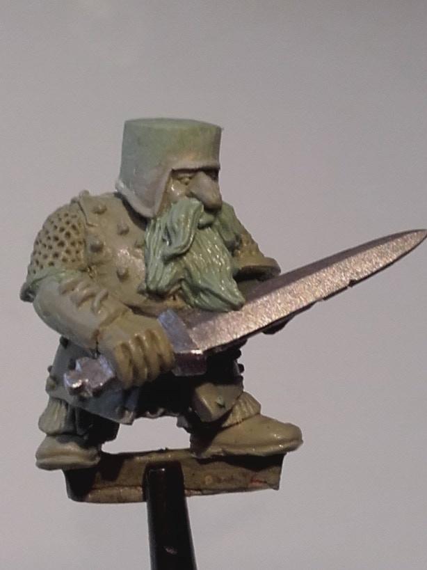 dwarf swordsman 2