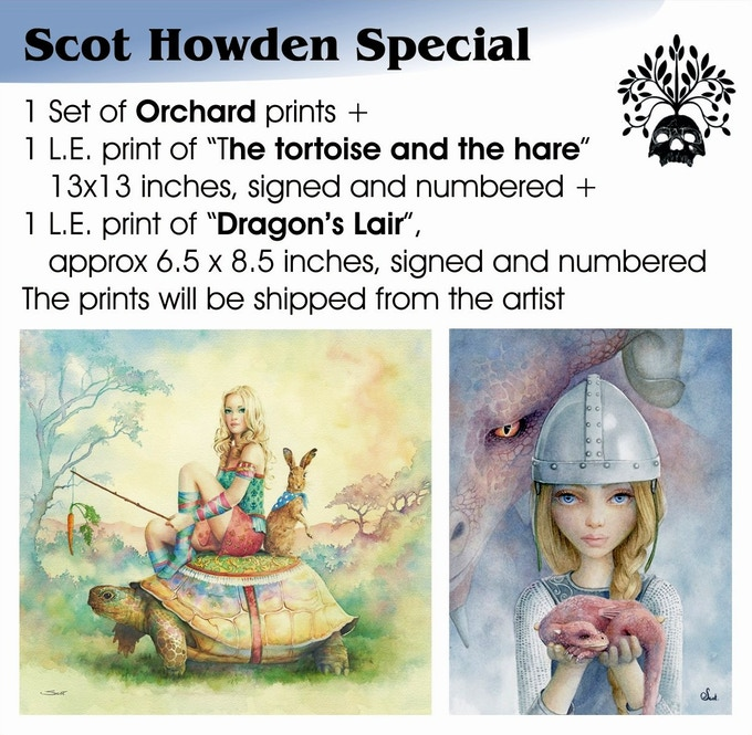 Scot Howden special, €75 plus postage,already claimed