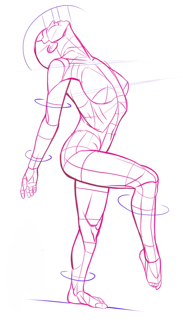 This is a photo of Amazing Female Body Poses Drawing Reference