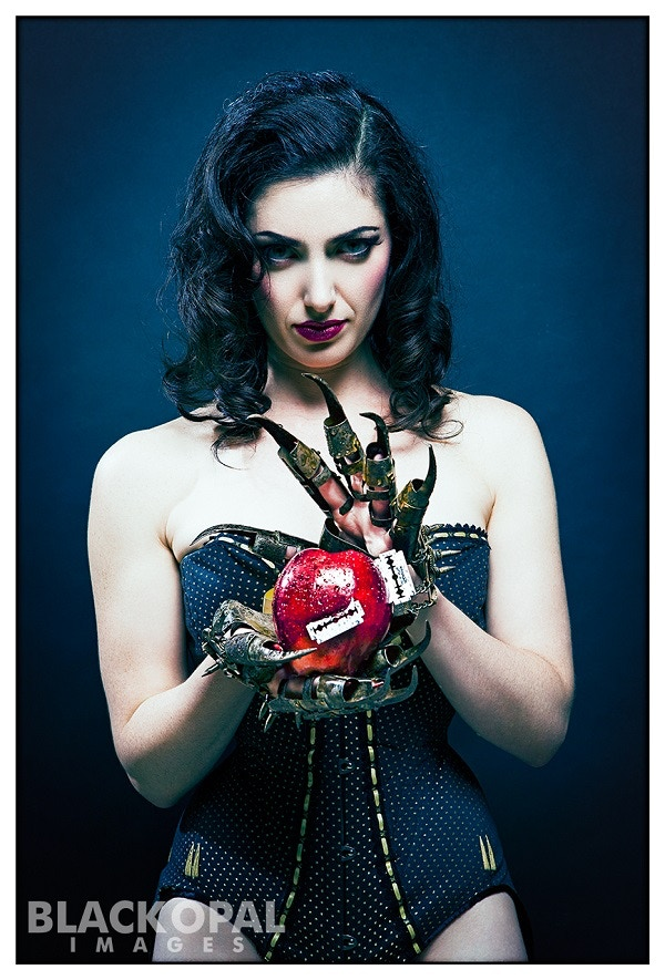 AMERICAN MARY/THE EDITOR's Tristan Risk (Photo credit: Black Opal Images)