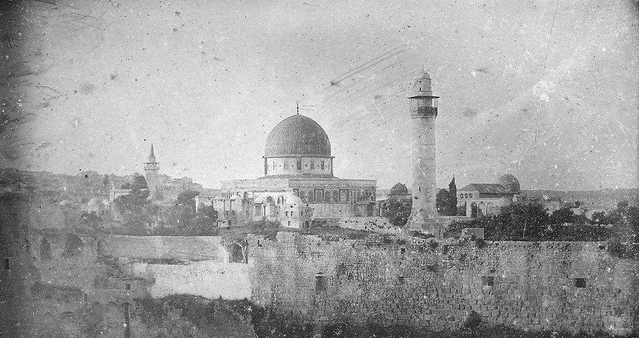 Jerusalem, first half of 19th century
