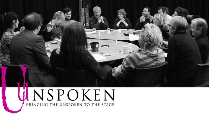 An initial readthrough at the Hackney Empire!